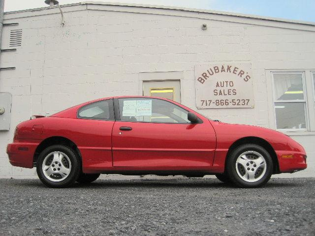 2005 pontiac sunfire for sale in myerstown pennsylvania. Black Bedroom Furniture Sets. Home Design Ideas