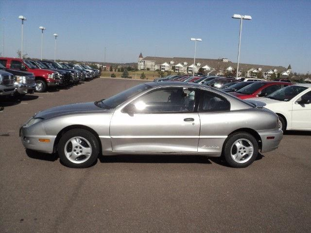 2005 pontiac sunfire for sale in sioux falls south dakota. Black Bedroom Furniture Sets. Home Design Ideas