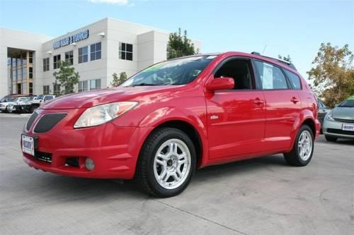 2005 pontiac vibe 4dr car for sale in grand junction colorado classified. Black Bedroom Furniture Sets. Home Design Ideas