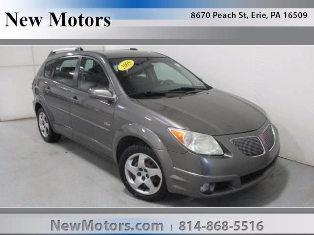 2005 Pontiac Vibe Base Fwd 4dr Wagon For Sale In Erie