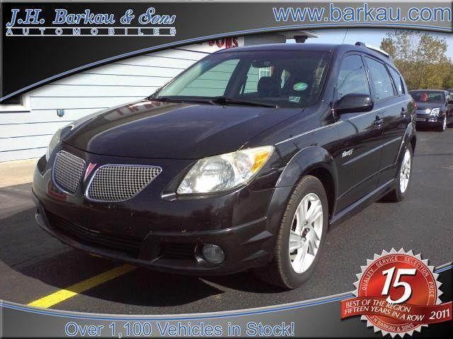 2005 Pontiac Vibe Gt For Sale In Cedarville Illinois