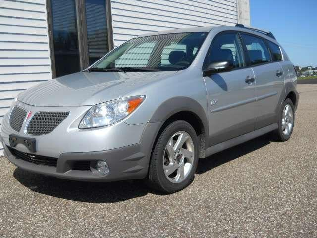 2005 Pontiac Vibe For Sale In Eau Claire Wisconsin
