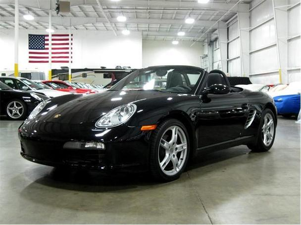 2005 porsche boxster for sale in kentwood michigan. Black Bedroom Furniture Sets. Home Design Ideas