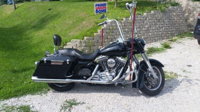 2005 Road King Police FLHPI