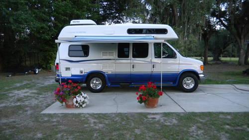 2005 Roadtrek Type Camper Van For Sale In Lakeland