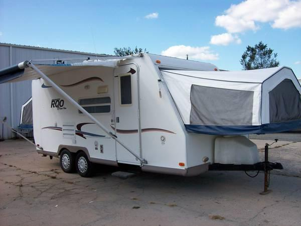 2005 rockwood roo hybrid 21ss for sale in lexington north carolina classified. Black Bedroom Furniture Sets. Home Design Ideas
