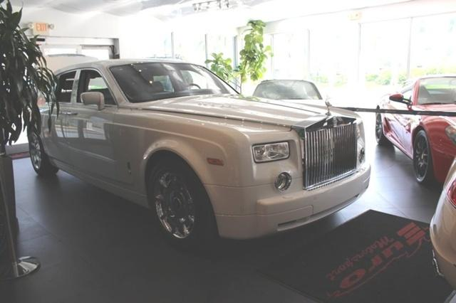 2005 Rolls-Royce Phantom Price On Request