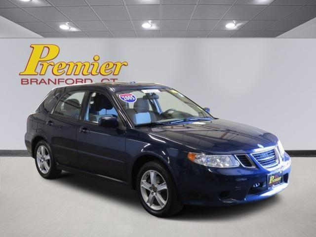 2005 saab 9 2x station wagon linear for sale in branford. Black Bedroom Furniture Sets. Home Design Ideas