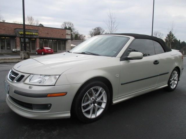 2005 saab 9 3 aero convertible low miles best color must see for sale in portland oregon. Black Bedroom Furniture Sets. Home Design Ideas