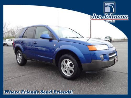 2005 saturn vue suv for sale in troy ohio classified. Black Bedroom Furniture Sets. Home Design Ideas