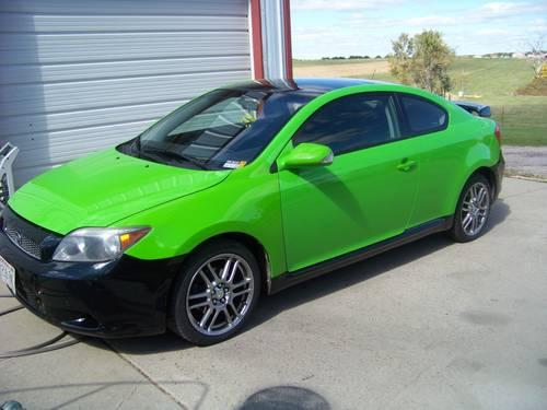 2005 Scion Tc 5-Speed