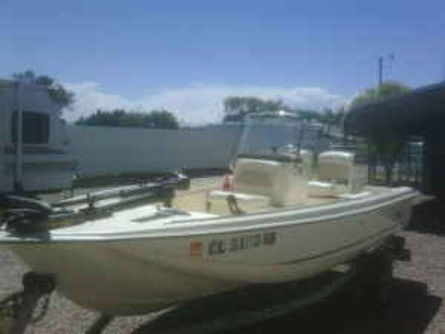 2005 Scout 160 Sportfish