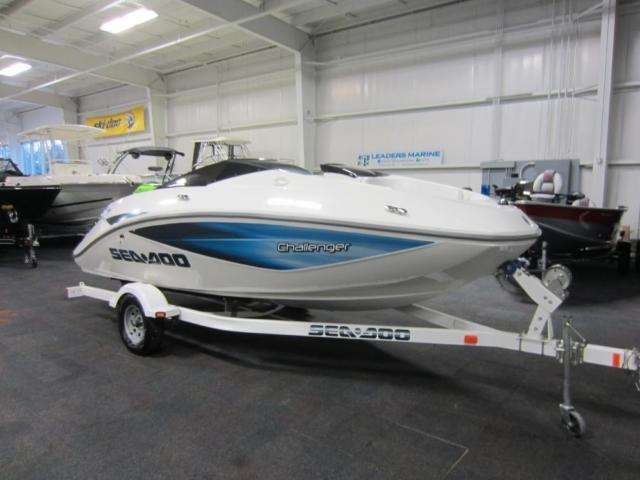 2005 Sea Doo 180 Challenger With Only 80 Engine Hours For