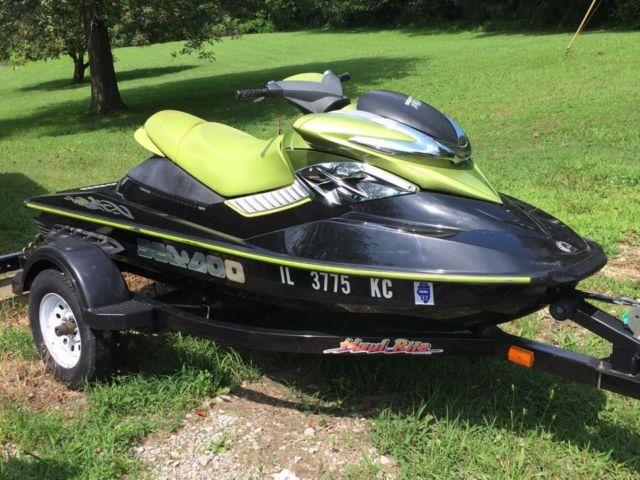 2005 Sea Doo RXP Jet Ski Supercharged for Sale in Gossett ...