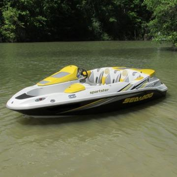 2005 Sea Doo Sportster 215hp Supercharged For Sale In Los