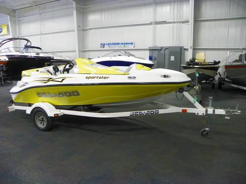 2005 Sea Doo Sportster 4 Tec W 155hp And Only 37 Hours