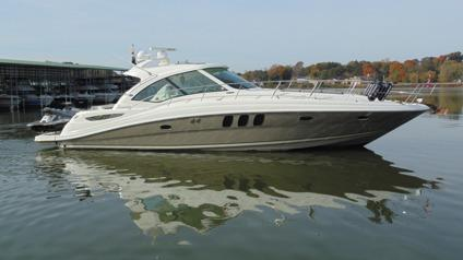 2005 Sea Ray 48 Sundancer For Sale In Knoxville Tennessee