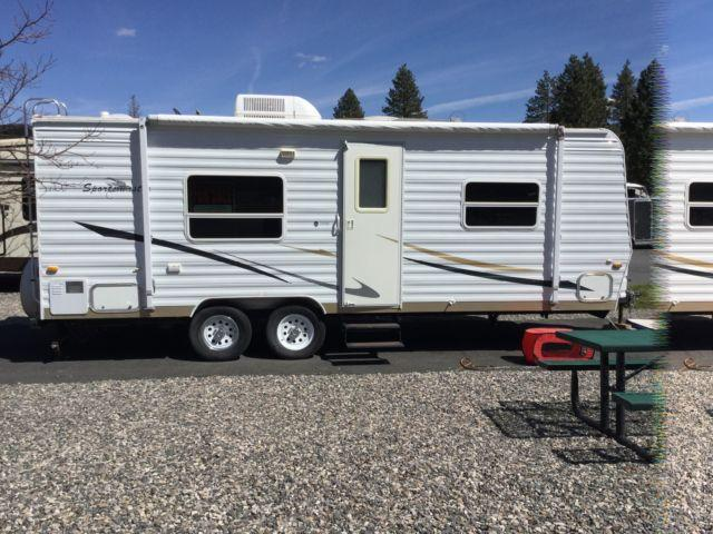2005 Sports Master 24 ft trailer