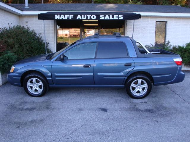 2005 Subaru Baja Sport For Sale In Roanoke Virginia Classified Americanlisted Com