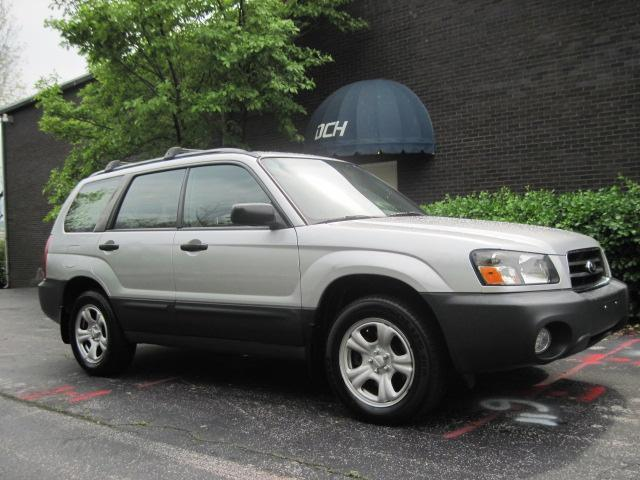 2005 subaru forester 2 5 x for sale in nashville for Subaru forester paint job cost