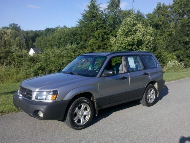 2005 subaru forester 2 5 x for sale in hinesburg vermont classified. Black Bedroom Furniture Sets. Home Design Ideas