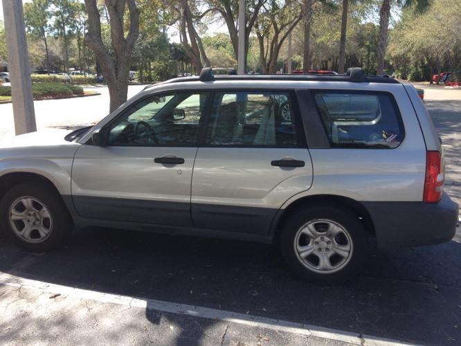 2005 subaru forester 2 5 x fort myers fl for sale in fort myers florida classified. Black Bedroom Furniture Sets. Home Design Ideas