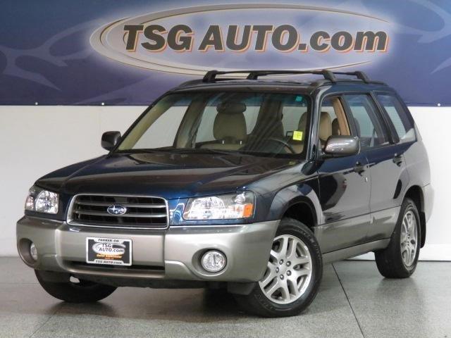 2005 Subaru Forester 2 5 Xs L L Bean Parker Co For Sale