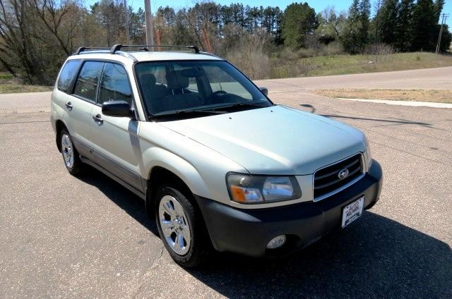 2005 subaru forester 4dr 2 5 x auto for sale in custer wisconsin classified. Black Bedroom Furniture Sets. Home Design Ideas