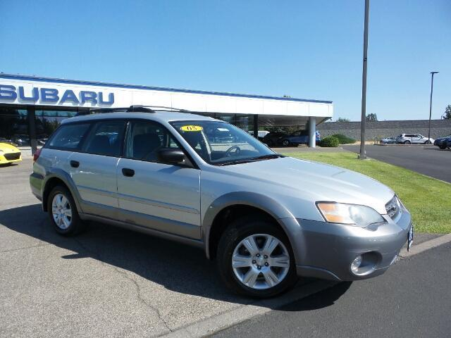2005 subaru outback awd 4dr wagon for sale in medford oregon classified. Black Bedroom Furniture Sets. Home Design Ideas