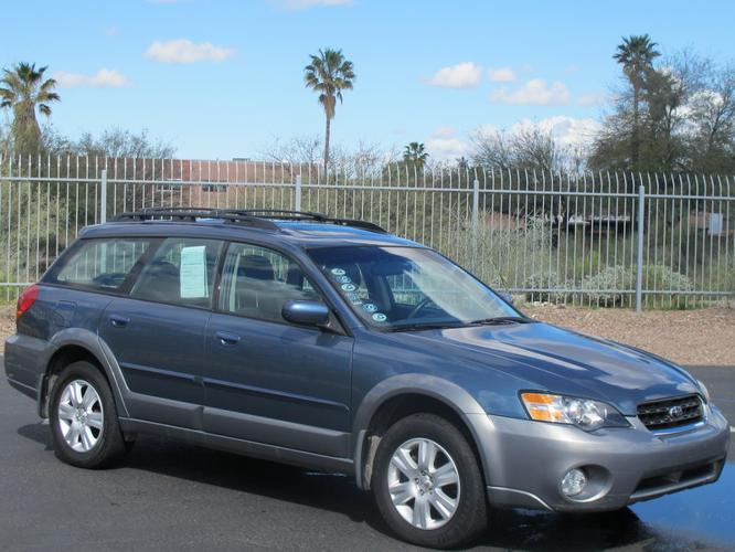 2005 SUBARU Outback AWD 4dr Limited Wagon