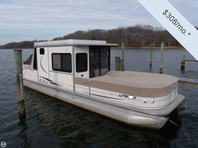 2005 Sun Tracker Party Cruiser 32 Regency Edition For Sale