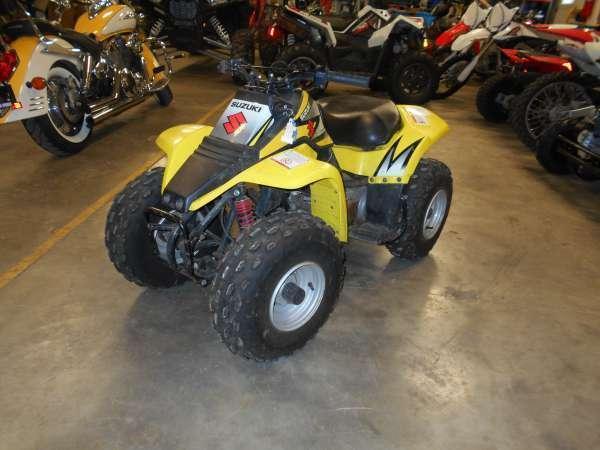 2005 Suzuki QuadSport 80 LT80