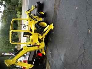 2005 TERRAMITE T-7 LOW HOURS LOADER/BACKHOE - $11400