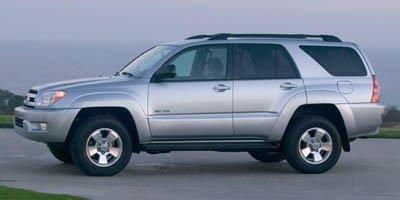 2005 Toyota 4Runner Limited Limited 4WD 4dr SUV