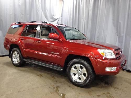 2005 toyota 4runner suv limited v6 for sale in crystal lake illinois classified. Black Bedroom Furniture Sets. Home Design Ideas