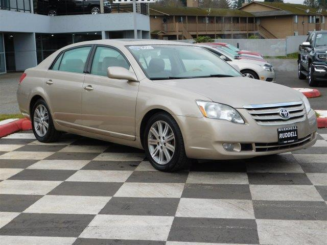 2005 Toyota Avalon Limited Limited 4dr Sedan