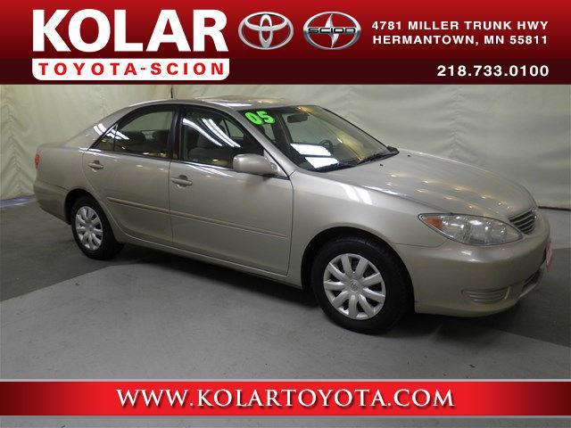 Kolar Toyota Duluth Minnesota >> 2005 Toyota Camry LE LE 4dr Sedan for Sale in Duluth, Minnesota Classified | AmericanListed.com