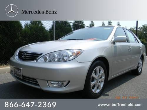 2005 toyota camry sedan 4dr sdn xle v6 auto for sale in east freehold new jersey classified. Black Bedroom Furniture Sets. Home Design Ideas