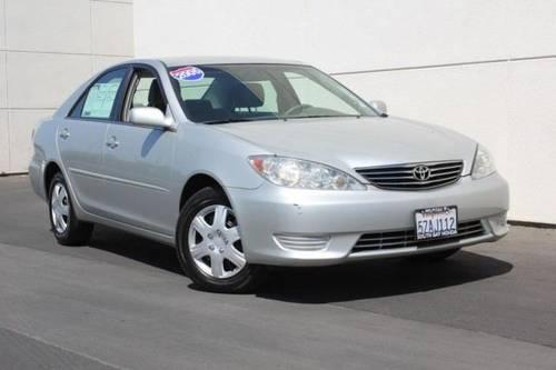 2005 Toyota Camry Sedan Le For In Milpitas California