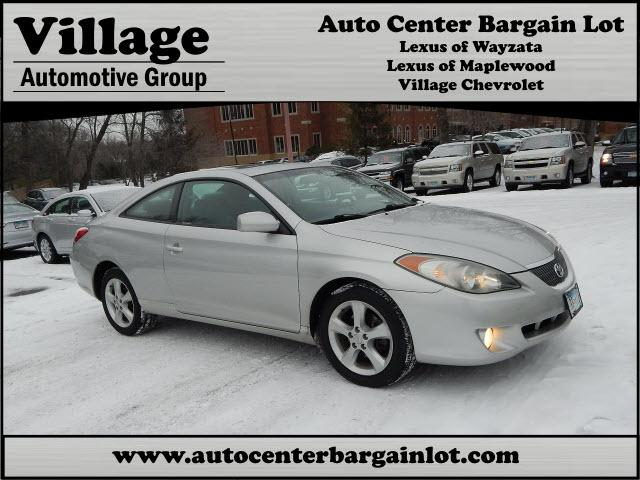 2005 toyota camry solara wayzata mn for sale in orono. Black Bedroom Furniture Sets. Home Design Ideas