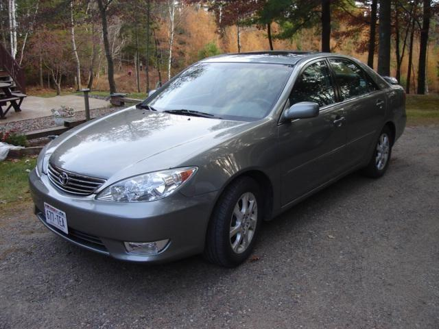 2005 Toyota Camry Xle For Sale In Minocqua Wisconsin