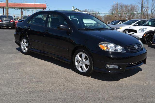 2005 toyota corolla xrs 6 speed 80k mi for sale in mount sterling kentucky classified. Black Bedroom Furniture Sets. Home Design Ideas