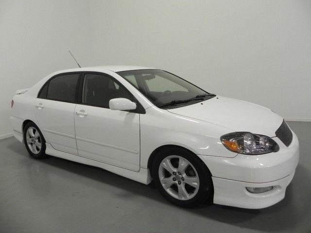 2005 toyota corolla xrs for sale in round rock texas classified. Black Bedroom Furniture Sets. Home Design Ideas