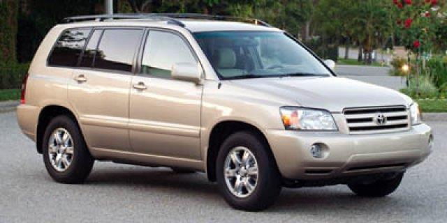 2005 Toyota Highlander Base AWD 4dr SUV