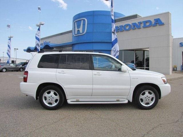 2005 toyota highlander limited for sale in waco texas classified. Black Bedroom Furniture Sets. Home Design Ideas