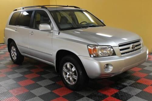 2005 toyota highlander suv 4dr v6 4wd w 3rd row for sale in elstonville pennsylvania classified. Black Bedroom Furniture Sets. Home Design Ideas