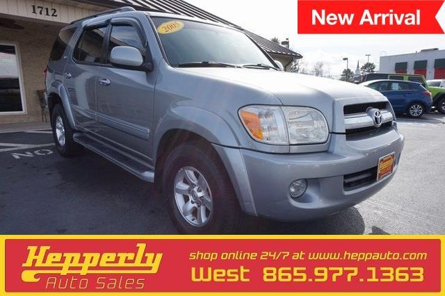 2005 toyota sequoia sr5 sr5 4wd 4dr suv for sale in maryville tennessee classified. Black Bedroom Furniture Sets. Home Design Ideas