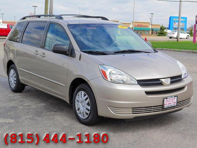 2005 toyota sienna ce crystal lake il for sale in crystal lake illinois classified. Black Bedroom Furniture Sets. Home Design Ideas