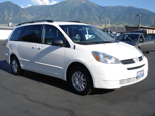 2005 toyota sienna le for sale in payson utah classified. Black Bedroom Furniture Sets. Home Design Ideas