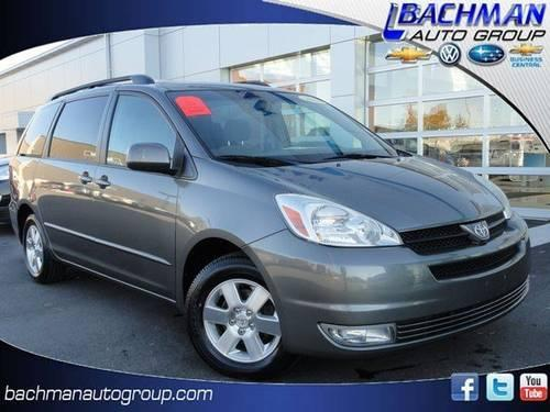 2005 toyota sienna mini van passenger xle for sale in louisville kentucky classified. Black Bedroom Furniture Sets. Home Design Ideas